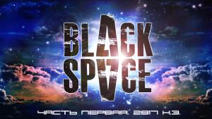 BLACK SPACE. PART ONE. 2817 A.D. 1920x1080